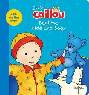 Baby Caillou, Bedtime Hide and Seek