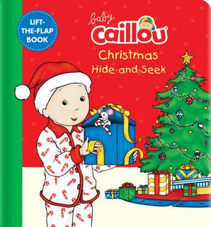Baby Caillou: Christmas Hide-and-Seek