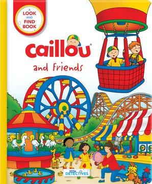 Caillou and Friends (Little Detectives)